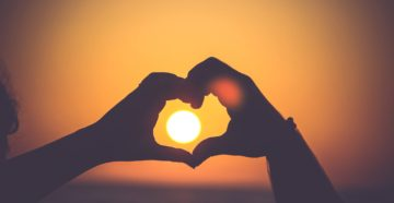 сердце-солнце
